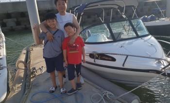 ST-170 씨크로스와 아들들